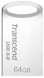 Transcend 64GB JetFlash 710 USB 3.0 Metallic