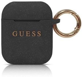 Guess Protection Case For Apple AirPods Black
