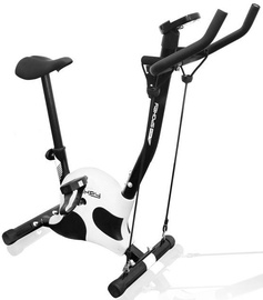 Spokey Exercise Bike OneGo Plus White