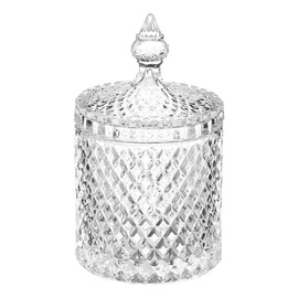 Servēšanas bļoda JAR FOR CANDY 140597A JJA DIAMOND 18CM