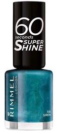 Лак для ногтей Rimmel London 60 Seconds Super Shine 721, 8 мл