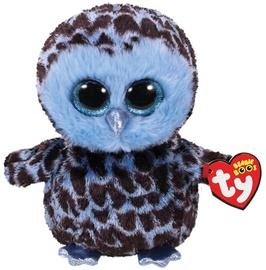 TY Beanie Boos Yago Blue Owl 23cm