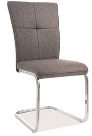 Ēdamistabas krēsls Signal Meble 190 Grey, 1 gab.