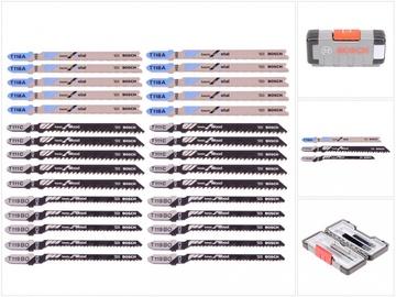 Bosch 2607010903 Tough Box Jigsaw Blade Set 30pcs