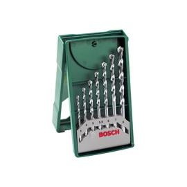 Bosch Masonry Drill Bit Set 7pcs