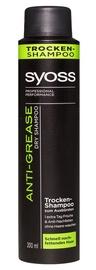 Sausais šampūns Syoss Anti Grease, 200 ml