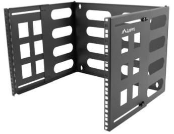 Серверный шкаф Lanberg FB01-5408-10B, 49.7 см x 24 см x 40 см