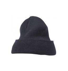 Top Swede Men Winter Knitted Hat Universal Size Black