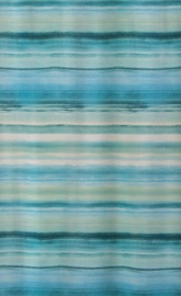 Spirella Ocean Shower Curtain 180x200cm Blue