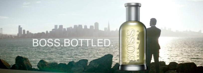 Hugo Boss Bottled 50ml EDT + 100ml Shower Gel