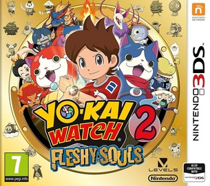 Yo-Kai Watch 2: Fleshy Souls 3DS