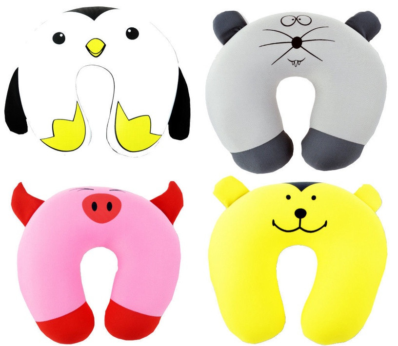 Bottari Travel Pillow Animals for Kids 79001