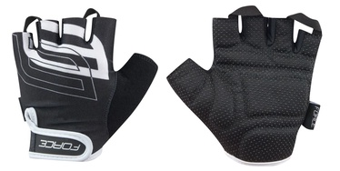 Force Sport Short Gloves Black M