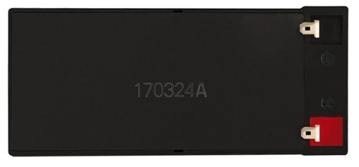 UPS aккумулятор Qoltec Gel Battery 12V 7Ah 72A AGM