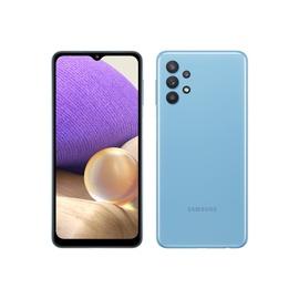 Mobilais telefons Samsung Galaxy A32 Dual LTE 128GB, zila, 4GB/128GB