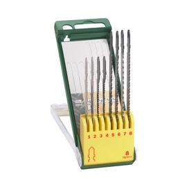 Bosch 2607019458 Jigsaw Blade Set 8pcs