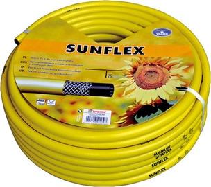 Bradas Sunflex Garden Hose Yellow 1'' 50m