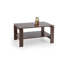 Kafijas galdiņš Halmar Andrea Walnut, 1100x520x600 mm