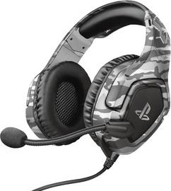 Trust GXT 488 Forze Over-Ear Gaming Headphones Grey