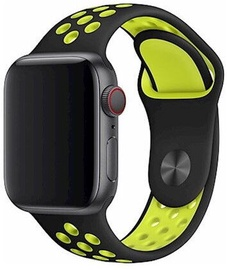 Devia Deluxe Series Sport2 Band For Apple Watch 44mm Black