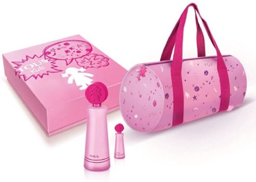 Tous Kids Girl 100ml EDT + 4ml EDT + Handbag