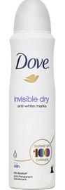 Dezodorants sievietēm Dove Invisible Dry Antiperspirant, 200 ml
