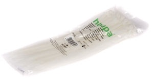 Haupa Cable Tie 7.6x380 White