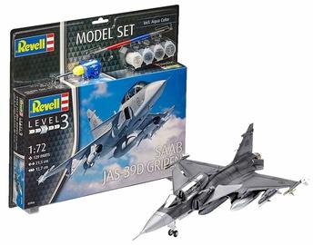 Revell Model Set Saab JAS 39D Gripen Twin Seater 1:72 63956R