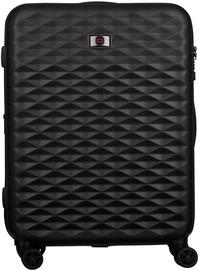 Wenger Lumen Hardside Luggage 61l Black