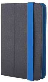 "GreenGo Universal Book Case With Stand 7-8"" Black/Blue"