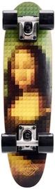 Skrituļdēlis Meteor Mona Lisa, daudzkrāsains