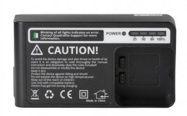 Quadralite PowerPack 29 Charger