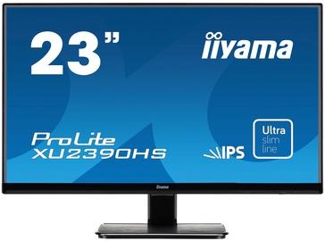 """Monitors Iiyama XU2390HS-B1, 23"""", 5 ms"""