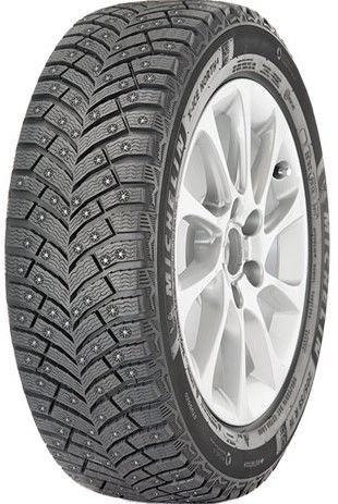Зимняя шина Michelin X-Ice North 4, 235/50 Р18 101 T XL, шипованная