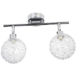 Spider Ceiling Lamp G9 3x33W Chrome