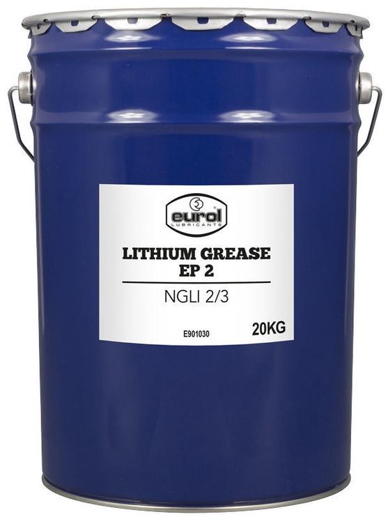Smērviela Eurol Universal Lithium Grease EP2 20kg