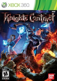 Knights Contract Xbox 360