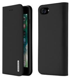 Dux Ducis Wish Bookcase For Apple iPhone 7/8 Black