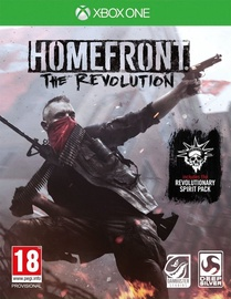 Homefront: The Revolution Day One Edition Xbox One