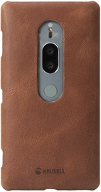 Krusell Sunne Back Case For Sony Xperia XZ2 Premium Brown