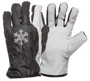 DD Goatskin Gloves With Warm Lining 9