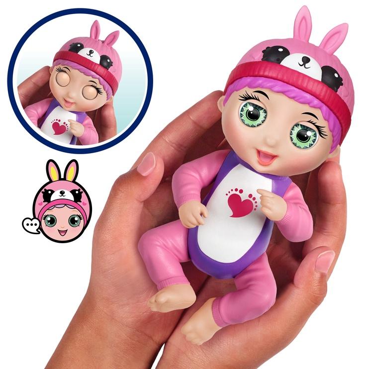 Interaktīva rotaļlieta Playmates Toys Tiny Toes Ticklish Tess Bunny 56082