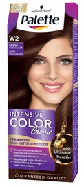Schwarzkopf Palette Intensive Color Creme Hair Color W2 Dark Chocolate