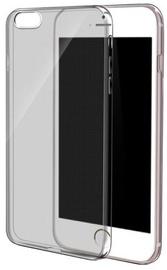 Mocco Ultra Back Case For Microsoft Lumia 550 Transparent/Black