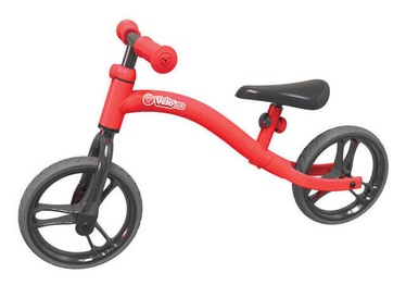 Velosipēds YVolution YVelo Air Balance Bike Red 100820