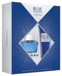Духи Antonio Banderas Blue Seduction 50 мл EDT + 75 мл Бальзам после бритья