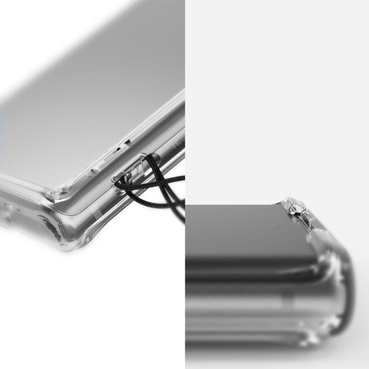 Ringke Fusion Back Case For Samsung Galaxy Note 10 Transparent