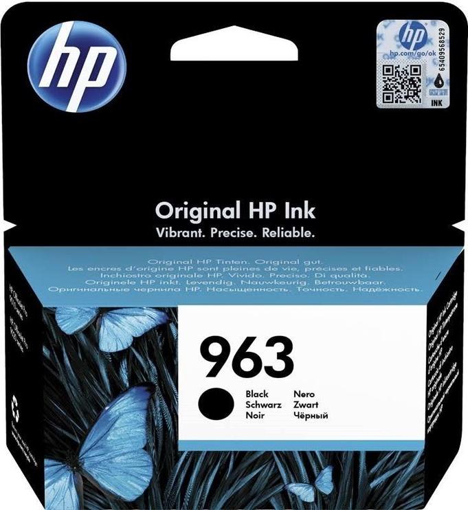 HP 963 Ink Cartridge 3JA26AE Black