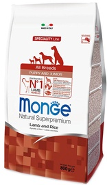 Monge Speciality Line Puppy Lamb & Rice 800g