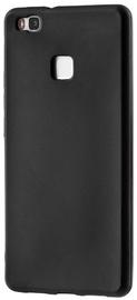 Mocco Soft Matte Back Case For Huawei P20 Black